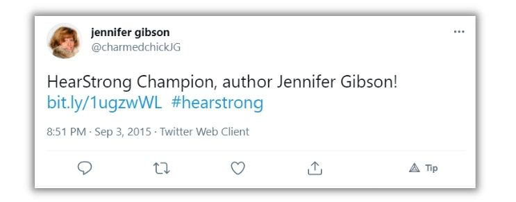 HearStrong Champion